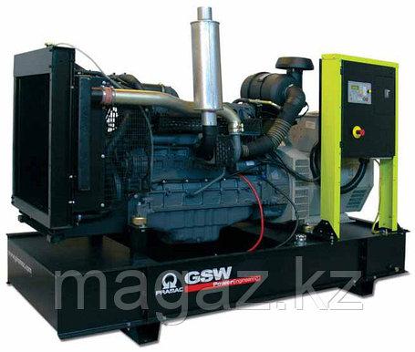 Генератор дизельный без кожуха Pramac GSW165P, фото 2