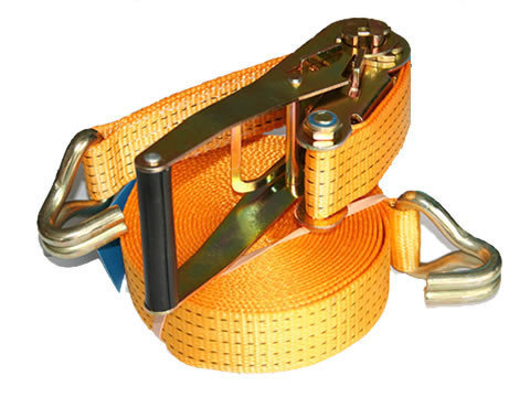 Ремни для стяжки груза, ремень стяжной (2,5/5,0 т) SF2, фото 2