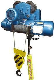 Тельфер электрический с тележкой ТM-1S, Г/п, т.1, высота подъема, м 9, фото 2