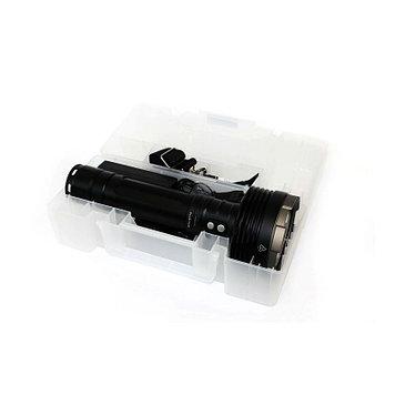 Фонарь электрический ручной Fenix RC40, Дальность луча: 710 м, Яркость: 3500 (турбо), 1500 (ярко), 550 (средне