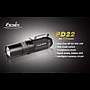 Фонарь электрический ручной Fenix PD22, Дальность луча: 113 м, Яркость: 210 (турбо), 105 (ярко), 45 (средне),, фото 4