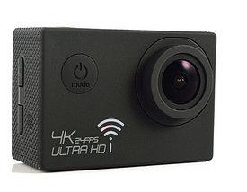 Экшен-камера EXTRAL HD 4K [3840х2160], Wi-Fi, LCD дисплей с набором аксессуаров, фото 3