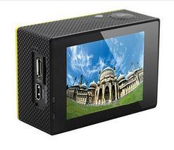 Экшен-камера EXTRAL HD 4K [3840х2160], Wi-Fi, LCD дисплей с набором аксессуаров, фото 2