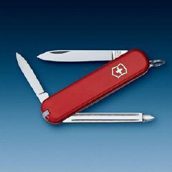 Нож складной карманный Victorinox Prince, Функционал: Туризм, Кол-во функций: 7 в 1, Цвет: Красный, (0.6403)