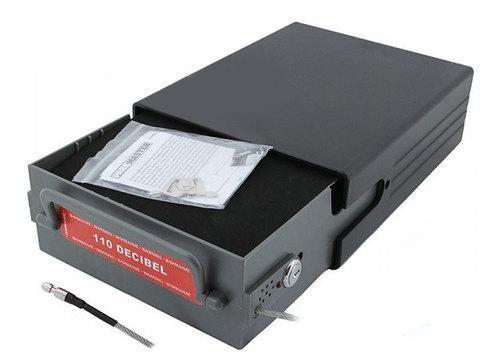 Сейф автомобильный с сигнализацией ParkMaster Safe-03