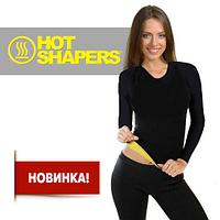 Футболка Hot Shapers Neotex с длинным рукавом для похудения (XXL)