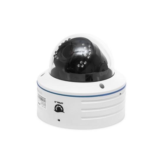 Камера IP купольная Eagle EGL-NDM460, Разрешение: 2 Mpi dpi, Тип объектива: вариофокальный f= 2,8 - 12 мм, Цве