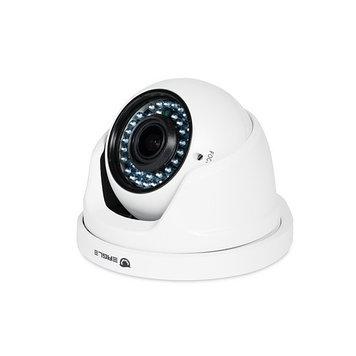 Камера IP купольная Eagle EGL-NDM475, Разрешение: 2 Mpi dpi, Тип объектива: вариофокальный f= 2,8 - 12 мм, Дат