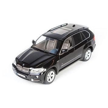 Радиоуправляемая модель автомобиль Rastar BMW X5, 1:14, Управление: Джойстик, Материал: Пластик, Цвет: Чёрный,