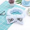 Повязка для волос для умывания OMG, Алматы, фото 2