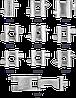 Мультитул браслет Leatherman Tread, Функционал: Для повседневного ношения, Кол-во функций: 29 в 1, Цвет: Сереб, фото 4