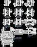 Мультитул браслет с часами Leatherman Tread Tempo, Функционал: Для повседневного ношения, Кол-во функций: 30 в, фото 6