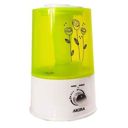 Увлажнитель воздуха ультразвуковой Akira [2,8 л.] (Сиреневый), фото 2