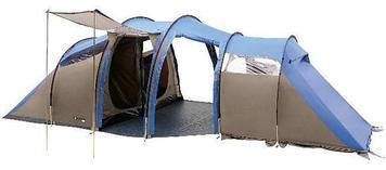 Палатка кемпинговая Coleman Columbus 6, Кол-во человек: 6, Входов/комнат: 2/2, Внутренняя палатка: Есть, Цвет:
