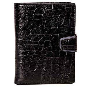 Портмоне мужское с бумажником для автодокументов «MD collection»