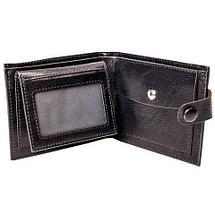 Бумажник двойного сложения с национальным узором мужской, фото 2