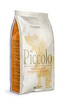Piccolo GF корм 750 г для мелких пород собак и щенков, Цыпленок и Утка, фото 1
