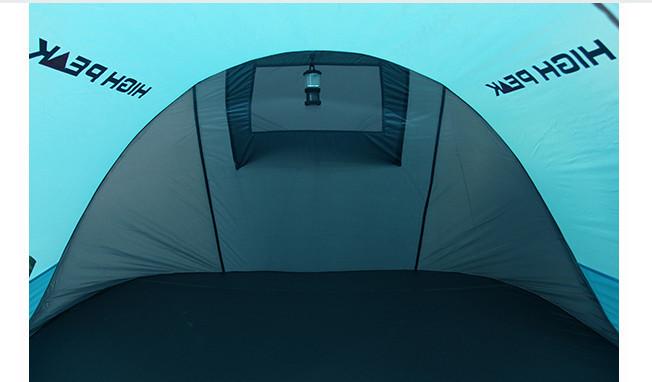 Палатка трекинговая (равнинная) High Peak Vision 3, Кол-во человек: 3, Входов/комнат: 1/1, Тамбуров: Нет, Внут - фото 5
