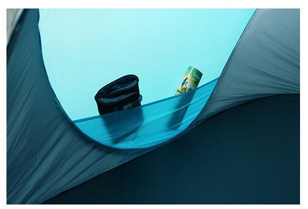 Палатка трекинговая (равнинная) High Peak Vision 3, Кол-во человек: 3, Входов/комнат: 1/1, Тамбуров: Нет, Внут - фото 6