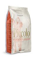 Piccolo GF корм 1.5 кг для мелких пород собак и щенков, Лосось с Олениной, фото 1