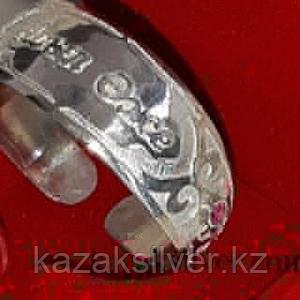 Национальный блезик серебро 925
