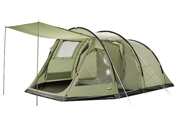 Палатка кемпинговая High Peak Pretoria 5, Кол-во человек: 5, Входов/комнат: 2/1, Тамбуров: 1, Внутренняя палат