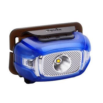 Фонарь электрический налобный Fenix HL15, Дальность луча: 50 м, Яркость: 200 (Турбо), 70 (ярко), 30 (средне),