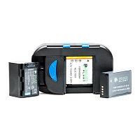 Зарядные устройства для мобильных телефонов, MP3 плееров Powerplant PowerPlant для всех типов аккумуляторов + 2 AA/ BM-001