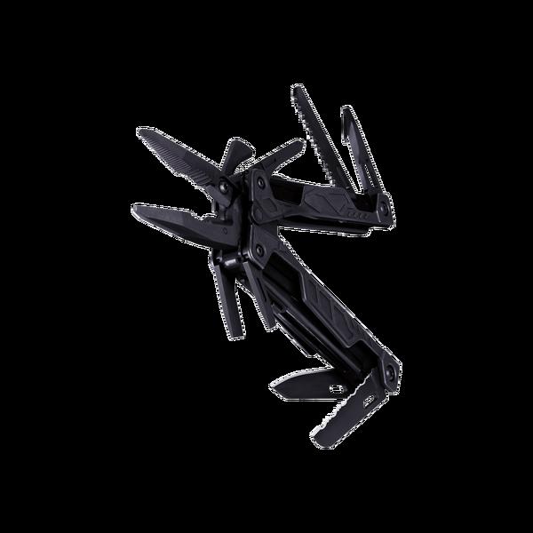 Мультитул полноразмерный Leatherman OHT, Функционал: Армейский, Кол-во функций: 16 в 1, Цвет: Чёрный, (OHTBBr)