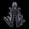 Мультитул полноразмерный Leatherman OHT, Функционал: Армейский, Кол-во функций: 16 в 1, Цвет: Чёрный, (OHTBBr), фото 3