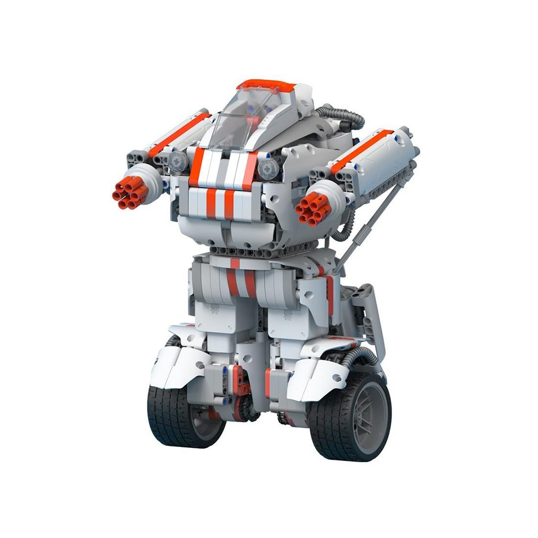 Игрушка трансформер Xiaomi Mi Bunny Building Block Robot, Управление: Смартфон Bluetooth, Трансформации: Робот