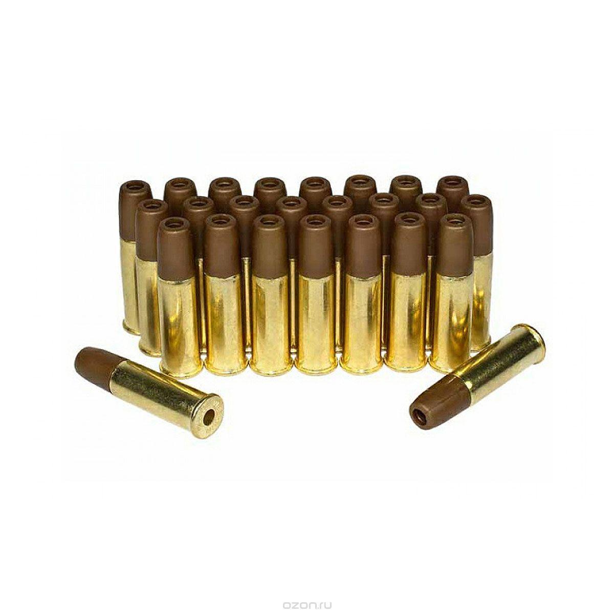 Фальш-патроны для страйкбольного оружия ASG 16783, Диаметр: 4,5 мм, 25 шт.