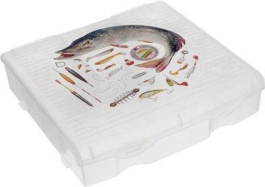 Органайзер для рыболовных принадлежностей [5; 9 ячеек] (Маленький)