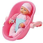 Кукла my little BABY born 32 см и кресло-переноска,  пол.пакет (Игрушка my little BABY born Кукла 32 см и кресло-переноска, пол.пакет)