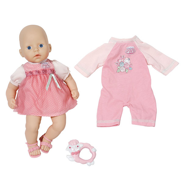 Кукла my first Baby Annabell с допол.набором одежды,  36 см, кор. (Игрушка my first Baby Annabell Кукла с допол.набором одежды, 36 см, кор.)