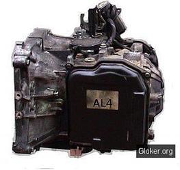 АКПП AL4