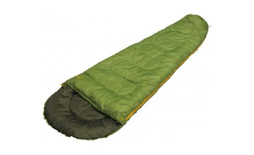 Спальный мешок кемпинговый Best Camp YANDA, Форм-фактор: Кокон, Мест: 1, t°(комфорта): +11°С-+3°С, t°(Экстрим)