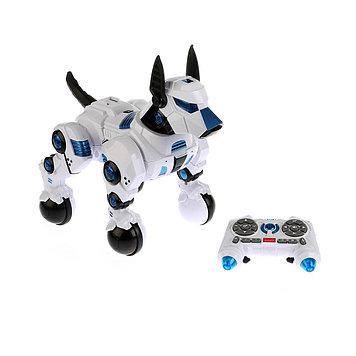 Робот-собака радиоуправляемый Rastar Intelligent DOGO, Управление: Пульт дистанционного управления - 2,4ГГц, Ц