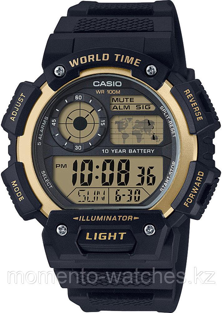 Мужские часы Casio AE-1400WH-9AVDF