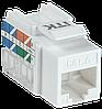 Модуль Keystone Jack категория 6 UTP 110 IDC 90 градусов ITK