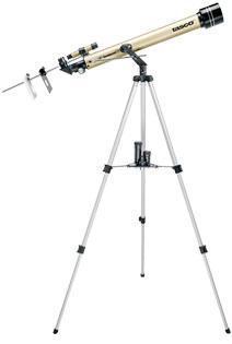 Телескоп рефракторный Tasco Luminova Equatorial, Фокусное растояние: 800 мм, Диаметр объектива: 60 мм, Увеличе