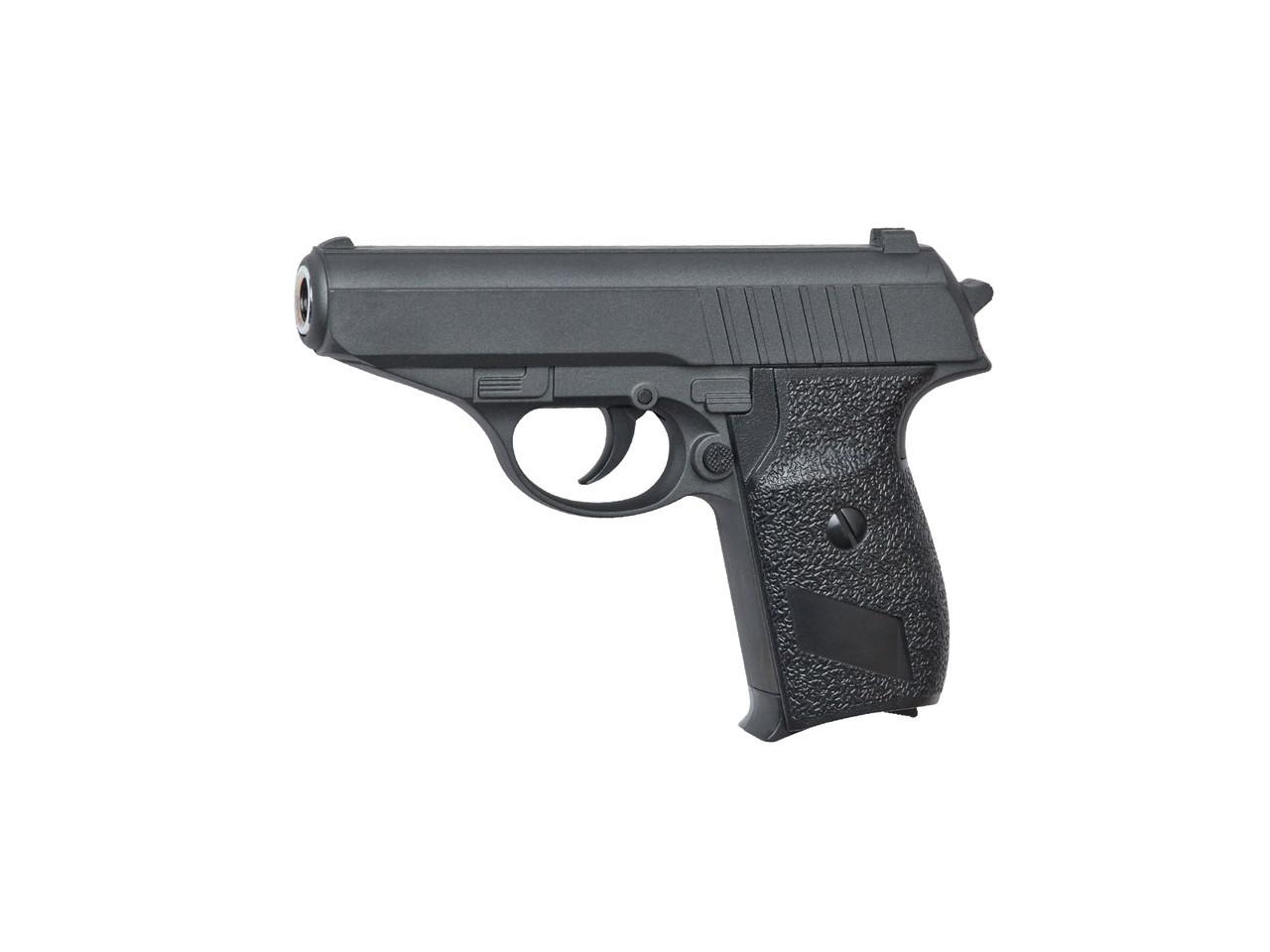 Пистолет для страйкбола ASG DL-30, Калибр: 6,0 мм, Дульная энергия: 0,3 Дж, Ёмкость магазина (барабана): 9, Ис