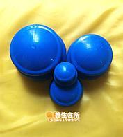 Набор резиновых массажных банок, 4 шт