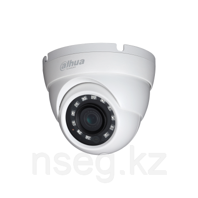 Dahua HAC-HDW2221MP  2Мп купольная HD-CVI камера с ИК-подсветкой до 30м.