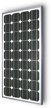 Солнечная панель монокристалическая SVC P-300M, Мощность: 300 Вт, Напряжение: 24В, Цвет: Чёрный, Упаковка: Кор