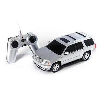 Радиоуправляемая модель автомобиль Rastar Cadillac Escalade, 1:24, Управление: Джойстик, Материал: Пластик, Цв