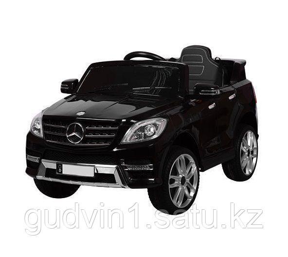 Автомобиль Bugati MERCEDES ML на аккумуляторе черный ST00207-BK