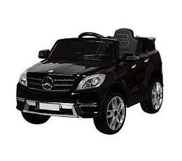 Автомобиль Bugati MERCEDES ML на аккумуляторе черный