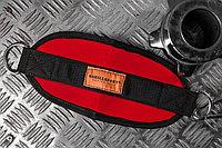 Манжеты для тяги неопрен F12 красный