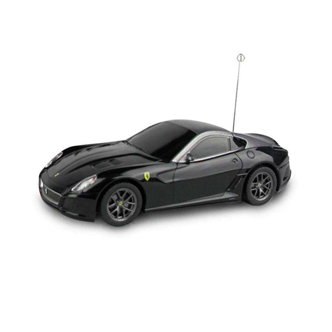 Радиоуправляемая модель автомобиль Rastar Ferrari 599 GTO, 1:32, Управление: Джойстик, Материал: Пластик, Цвет